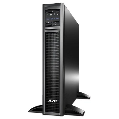 APC Smart-UPS X 1000VA Rack/Tower LCD 230V, 2U (800W) (SMX1000I)