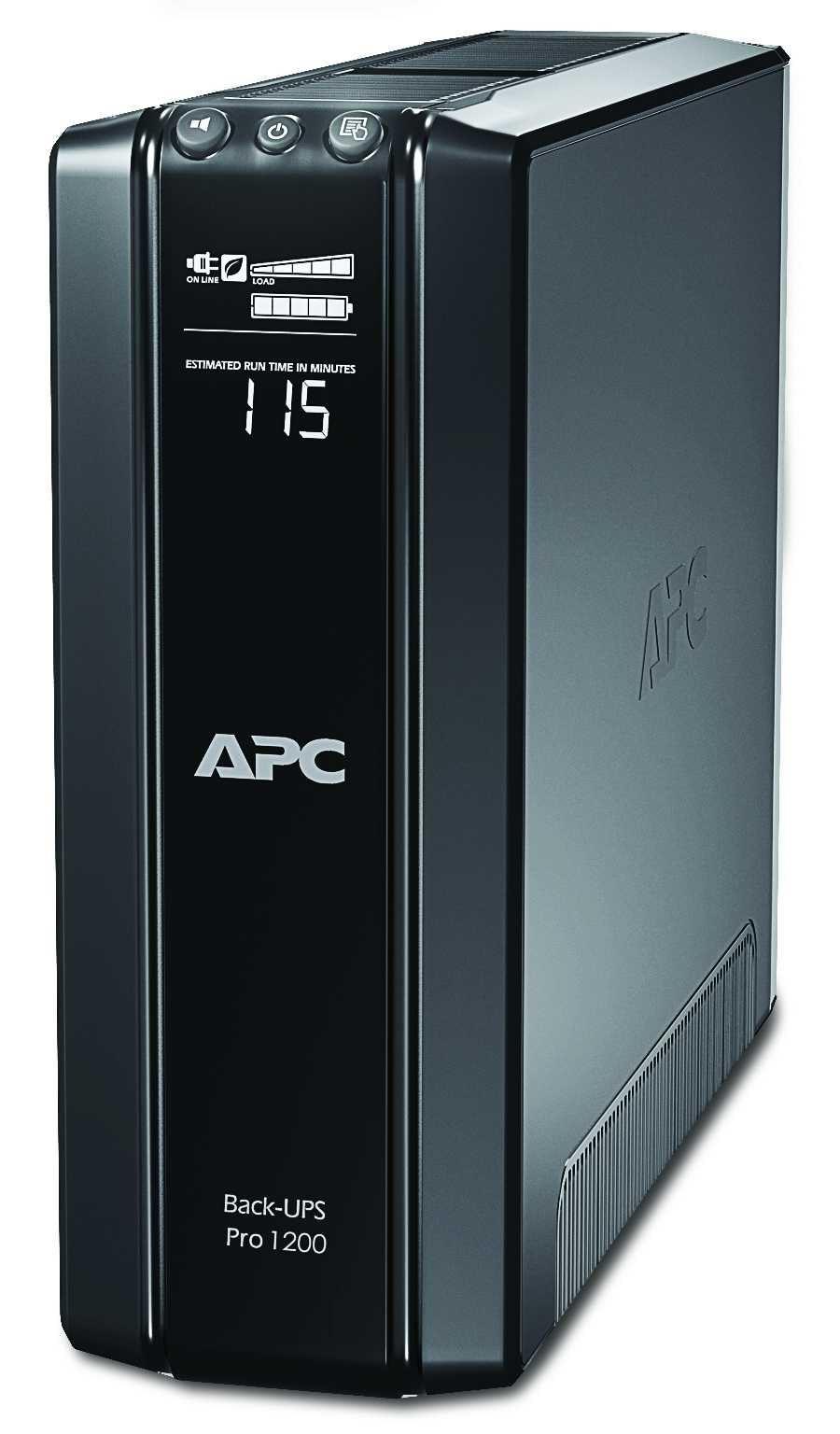 APC Power-Saving Back-UPS RS 1200, 230V (720W) (BR1200GI)