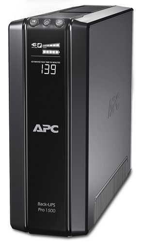 APC Power-Saving Back-UPS RS 1500, 230V CEE 7/5 (865W) (BR1500G-FR)