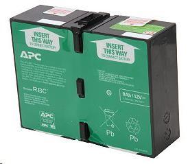 APC Replacement Battery Cartridge #124, BR1200GI, BR1200G-FR, BR1500GI, BR1500G-FR, SMC1000I-2U (APCRBC124)