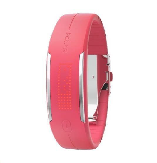 POLAR LOOP2 růžový - Fitness náramek (90054931)