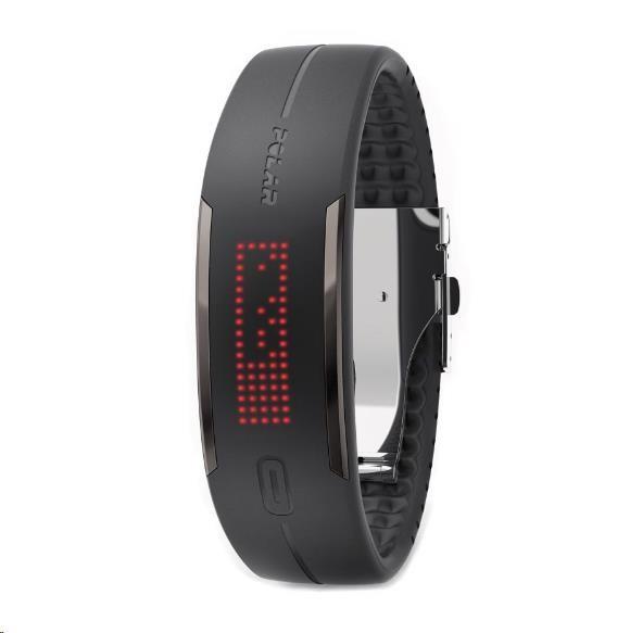 POLAR LOOP2 černý - Fitness náramek (90054913)