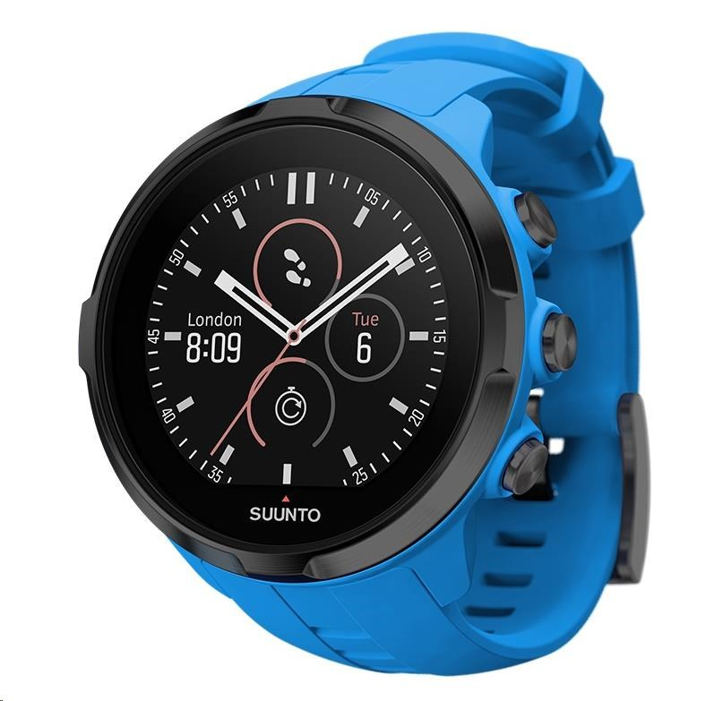 Suunto Spartan Sport Wrist HR Blue (SS022663000)