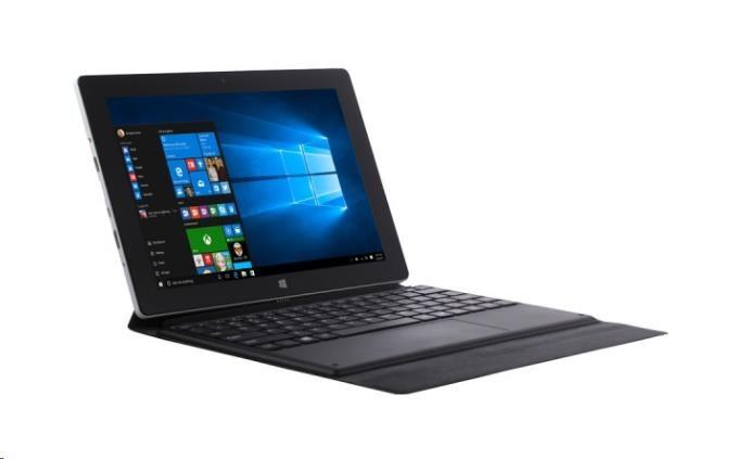 """UMAX NB VisionBook 10Wi-S - IPS 10.1"""" 1280x800, Atom Z8350@1.44GHz, 2GB, 32GB, Intel HD, miniHDMI, USB, W10H"""