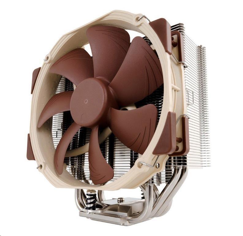 NOCTUA chladič CPU Intel+AMD NH-U14S, 140mm ventilátor, 115x,2011, FM2,AM3