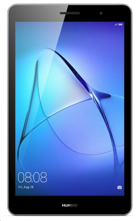"Huawei MediaPad T3, 8"", Wi-Fi, 16 GB, šedá"