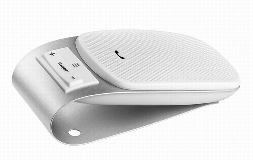Jabra Bluetooth Handsfree na stínítko DRIVE, bílá (100-49000003-60)