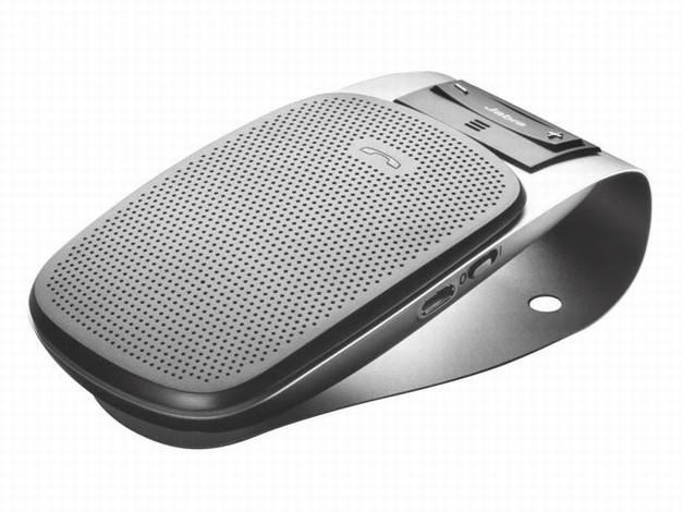 Jabra Bluetooth Handsfree na stínítko DRIVE, černá/stříbrná (100-49000001-60)
