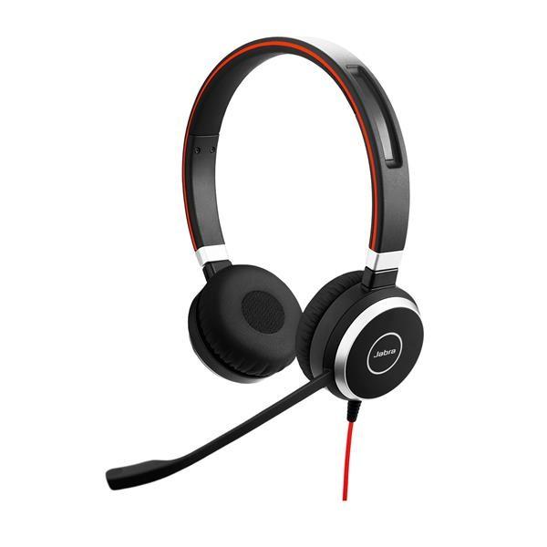 Jabra náhlavní souprava Evolve 40 UC, NC, stereo, MS (6399-823-109)