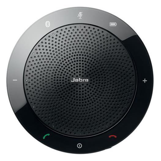 Jabra hlasový komunikátor všesměrový SPEAK 510 MS, USB, BT, černá (7510-109)