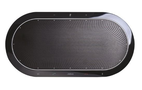 Jabra hlasový komunikátor všesměrový SPEAK 810 MS, USB, BT, černá (7810-109)