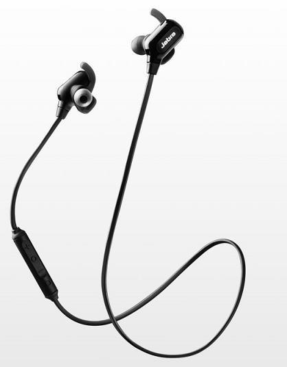 Jabra stereo Bluetooth Headset Halo Free, černá