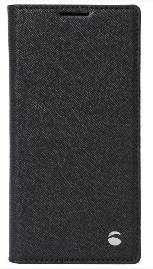 Krusell flipové pouzdro MÄLMO 2 Card FolioCase pro Sony Xperia XA2, černá