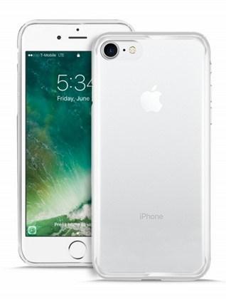 "Puro zadní kryt ""Plasma"" pro Apple iPhone 7 / iPhone 8, transparentní (IPC747PLASMATR)"