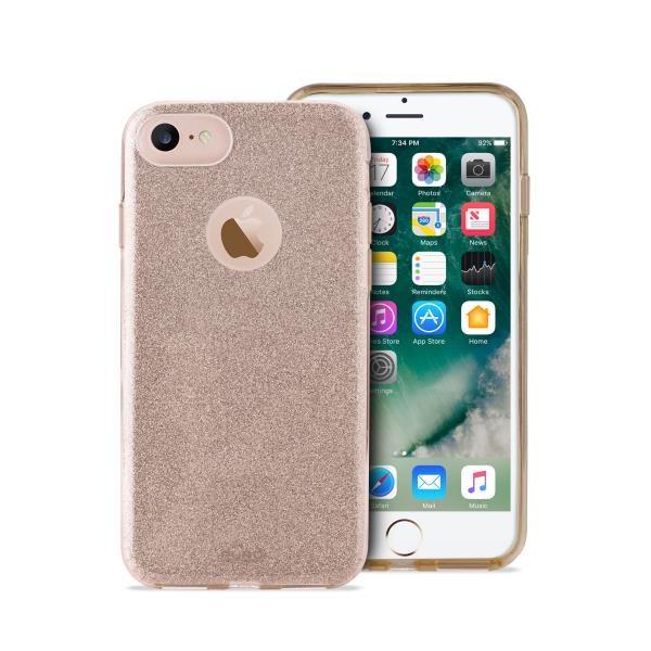 """Puro zadní kryt """"SHINE"""" pro Apple iPhone 6 / 6s / 7 / 8, zlatá"""