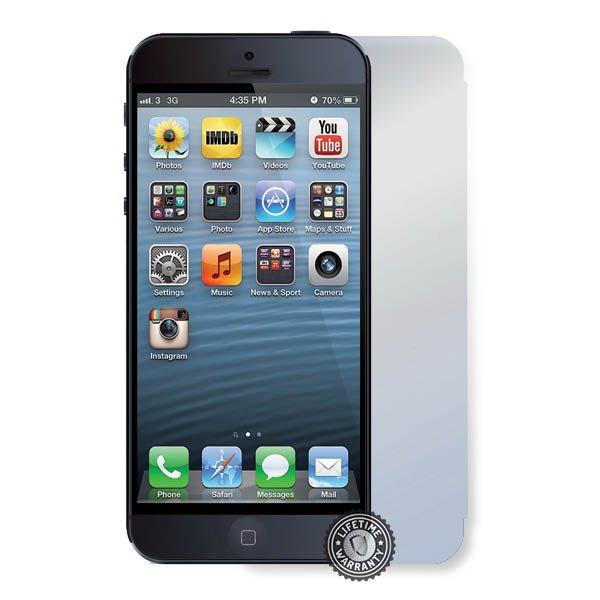 ScreenShield ochrana displeje Tempered Glass pro Apple iPhone 5S přední a zadní (APP-TGIPH5S-B)