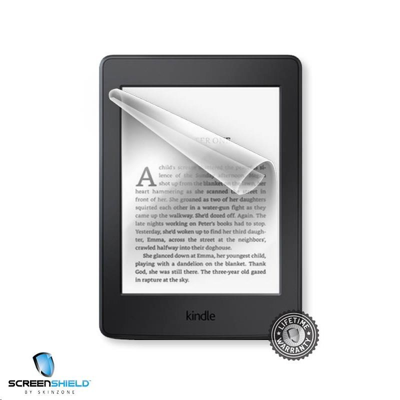 ScreenShield fólie na displej pro Amazon Kindle Paperwhite 3 (AMA-KIPW3-D)