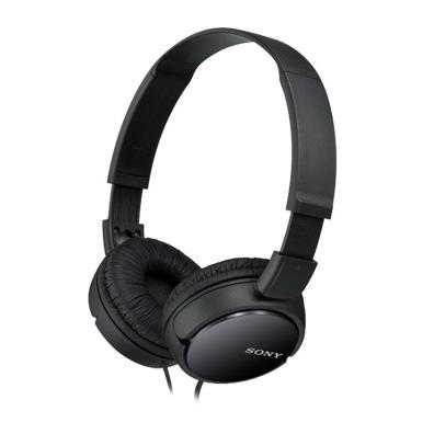 SONY stereo sluchátka MDR-ZX110, černá (MDRZX110B.AE)