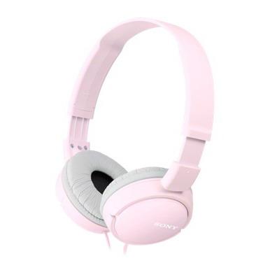 SONY stereo sluchátka MDR-ZX110, růžová (MDRZX110P.AE)