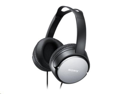 SONY stereo sluchátka MDR-XD150, černá (MDRXD150B.AE)
