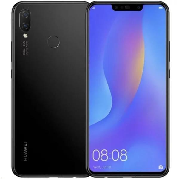 Huawei Nova 3i, Dual SIM, LTE, Black