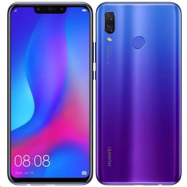 Huawei Nova 3i, Dual SIM, LTE, Iris Purple