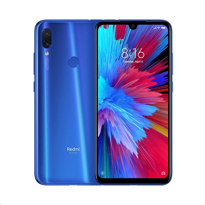 Xiaomi Redmi Note 7, 4GB/64GB, Neptune Blue