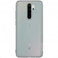 Nillkin Nature TPU Case pro Xiaomi Redmi Note 8 PRO Transparent Grey