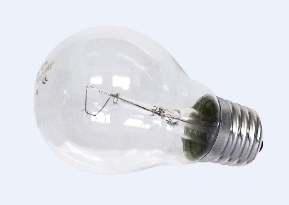 TECHLAMP Žárovka E27 240V 60W čirá pro prům. použití