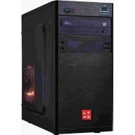 LYNX Easy i3-10100 8G 480G SSD DVD±RW bez OS