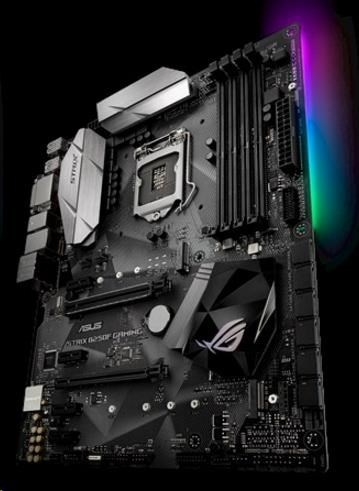 ASUS MB Sc LGA1151 STRIX H270F GAMING, Intel H270, 4xDDR4, VGA
