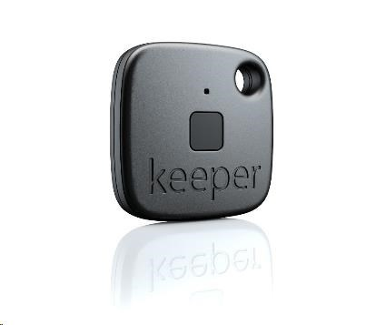 Gigaset Keeper- lokalizační přívěsek - černý