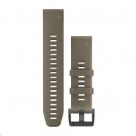 Řemínek pro fenix5 Plus - QuickFit 22, khaki