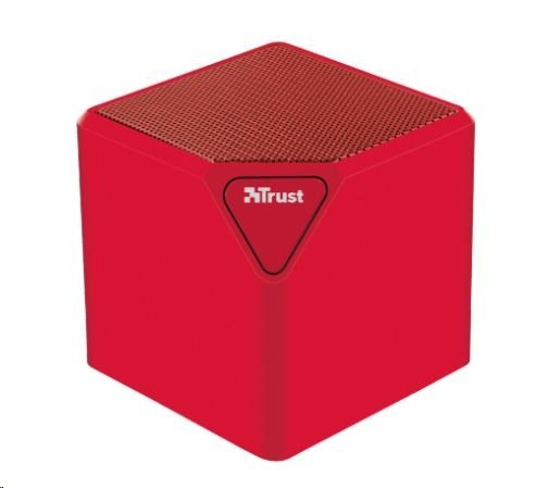 TRUST Ziva Wireless Bluetooth Speaker - red