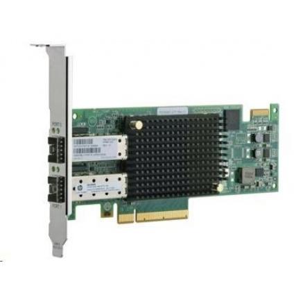 HP SN1000E 16Gb 2-port PCIe Fibre Channel Host Bus Adapter