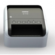 BROTHER tiskárna štítků QL-1110 - 101,6mm, termotisk, USB, WIFI, BT, LAN, Profesionální Tiskárna Štítků