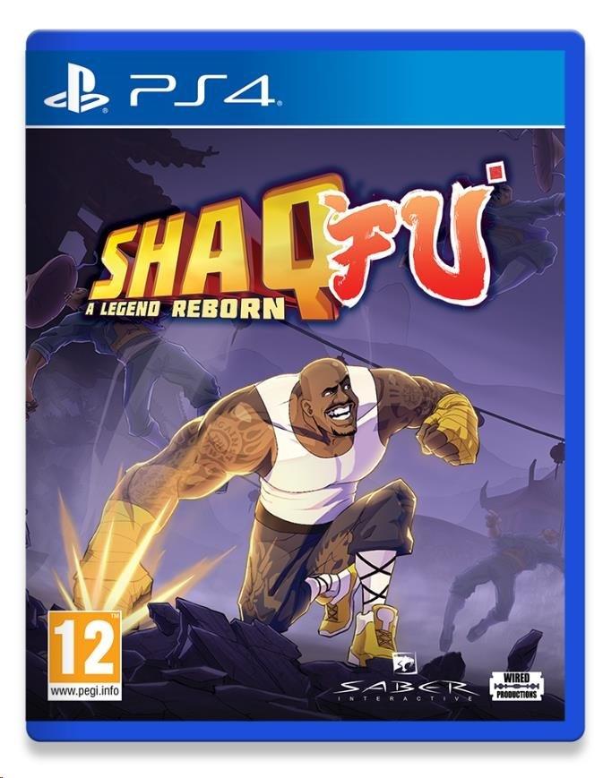 PS4 hra Shaq Fu - A Legend Reborn