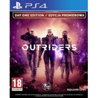 PS4 hra PS4 OUTRIDERS ONE DAY EDITION