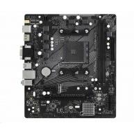 ASRock MB Sc AM4 A520M-HVS, AMD A520M, 2xDDR4, HDMI