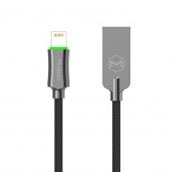 Mcdodo Knight Series Auto Disconnect Lightning Cable 1.2m Grey