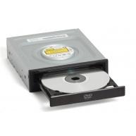HITACHI LG - interní mechanika DVD-ROM/CD-RW/DVD±R/±RW/RAM/M-DISC DH18NS61, Black, bulk bez SW