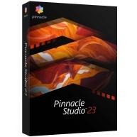 PinnacleStudio23StandardMLEU, EN/CZ/DA/ES/FI/FR/IT/NL/PL/SV, BOX Windows