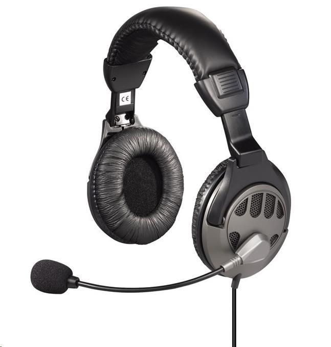"""Hama PC Slúchadlá """"CS-408"""", stereo"""