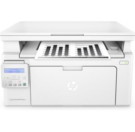 HP LaserJet Pro MFP M130nw (A4, 22ppm, USB, Ethernet, Wi-Fi, Print/Scan/Copy)