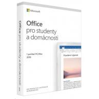 Microsoft Office Home and Student 2019 CZ (pro domácnosti)
