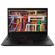 """LENOVO NTB ThinkPad T14s AMD - Ryzen 7 PRO 4750U@1.7Ghz,14"""" FHD IPS mat,16GB,512SSD,noDVD,HDMI,backl,IR cam,W10P,3r car"""