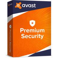 _nová Avast Mobile Security Premium 1 zařízení na 1 rok - ESD