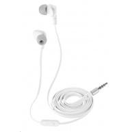 TRUST sluchátka Aurus Waterproof In-ear Headphones - white
