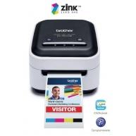 BROTHER tiskárna štítků FOTO - VC500W - WIFI, USB, bez potřeby inkoustu, speciální spotřebák / plnobarevná role