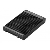 "QNAP QDA-UMP diskový adaptér 2x M.2 PCIe NVMe SSD do 2,5"" SATA"